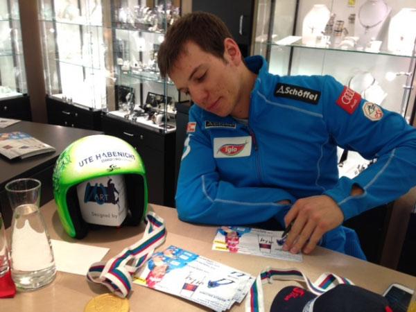 Autogrammstunde-Markus-Salcher