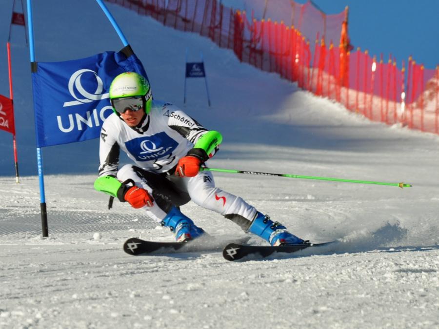 Ein super Start in die olympische Saison für Markus Salcher